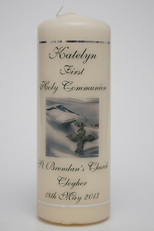 Communion/ Confirmation Candles
